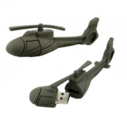 Helicopter usb stick 8gb