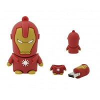 Iron man usb stick. 8gb
