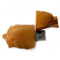 Kippenbout usb stick. 8gb