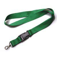 Lanyard usb stick. 8gb groen.