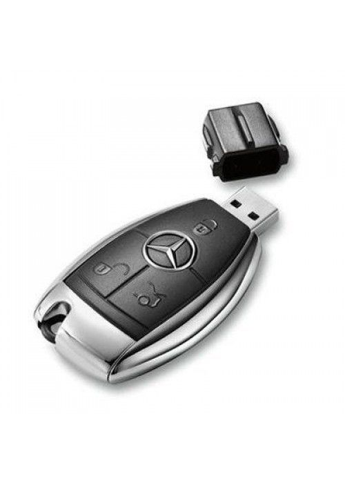 Mercedes autosleutel usb stick 8gb for Mercedes benz usb stick