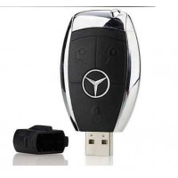 Mercedes autosleutel usb stick. 16gb