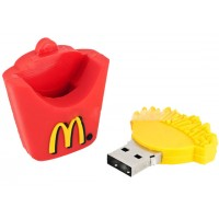 Patat friet usb stick. 64gb