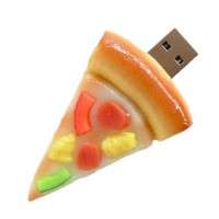 Pizza usb stick. 4gb