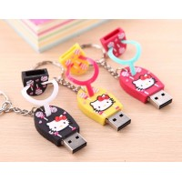 Hello Kitty slipper usb stick 2gb