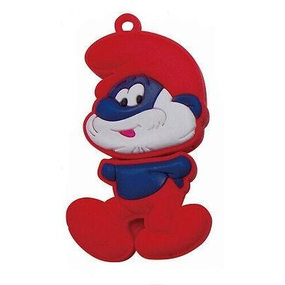 Smurf usb stick 2gb