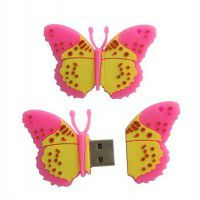 Vlinder usb stick 64gb