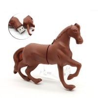 Paard usb stick. 8gb
