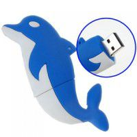Dolfijn usb stick. 16gb