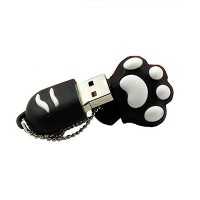 Kattenpootje usb stick 32GB