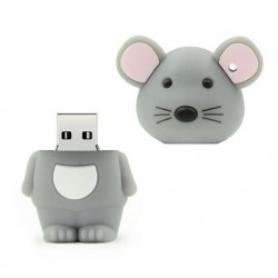 Muis vorm usb stick. 4gb