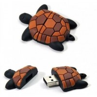Schildpad usb stick 8gb
