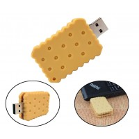 Biscuit usb stick 8gb