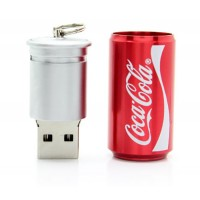 Coca Cola blikje usb stick 8gb