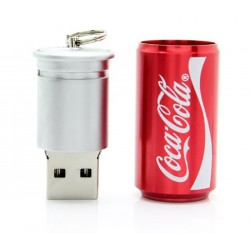 Coca Cola blikje usb stick 64gb