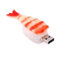 Sushi ebi usb stick. 32gb