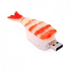 Sushi ebi usb stick. 8gb