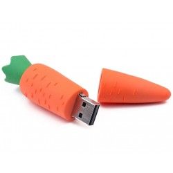 Wortel usb stick. 8gb