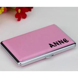 Sigarettenkoker met foto fashion roze