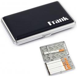 Sigarettenkoker met foto fashion zwart