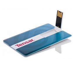 Credit card usb stick logo bedrukken. Vanaf 5 stuks.