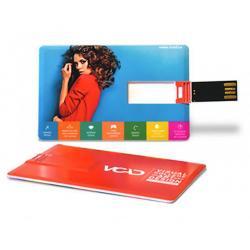 Credit card usb stick logo bedrukken. Vanaf 5 stuks. 32GB