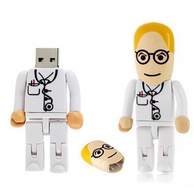 Dokter usb stick. 8gb