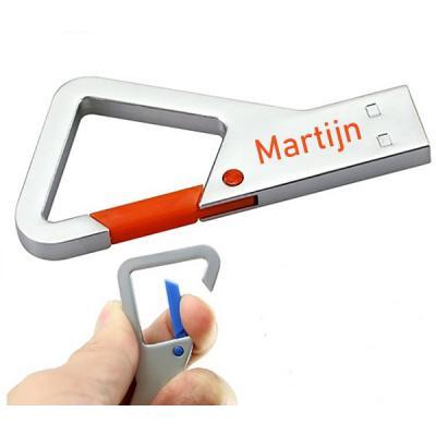 Sleutelhanger usb stick met naam 32GB