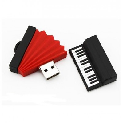 Accordeon usb stick 8gb