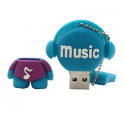 Muziek usb stick 8gb