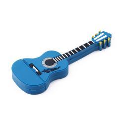 Elektrische gitaar usb stick Blauw 32gb