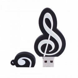 Bladmuziek usb stick 8gb