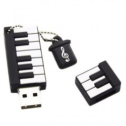 Piano usb stick 16gb