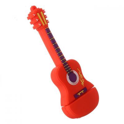 Elektrische gitaar usb stick. Rood. 16gb