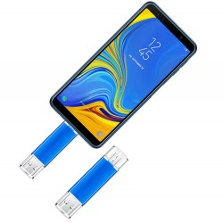 Android OTG usb stick blauw 32GB