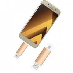 Android OTG usb stick goud 32GB