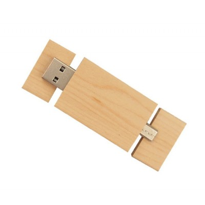 Hout Android usb stick 32GB