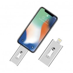 Iphone USB stick zilver 32GB