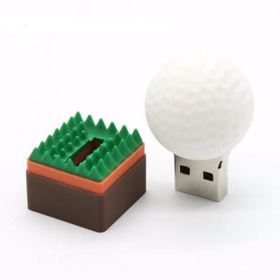 Golfbal usb stick