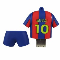 Messi Barcelona usb stick. 16gb