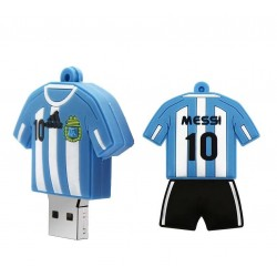 Messi usb stick. 4gb