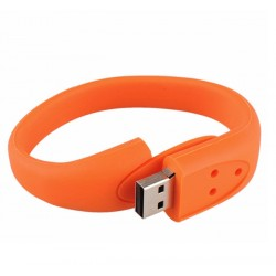 Armband usb stick. 16gb