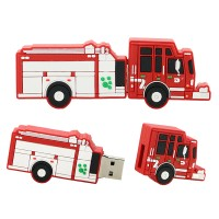 Brandweerwagen usb stick 8gb