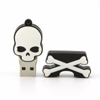 Doodskop usb stick. 8gb