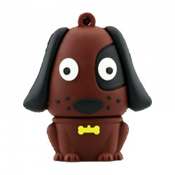 Usb stick hond vorm 32gb