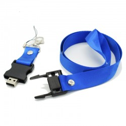 Lanyard usb stick. 4gb