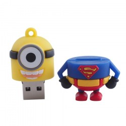 Superman Minion usb stick. 16GB