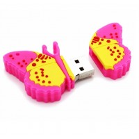 Vlinder usb stick 8gb