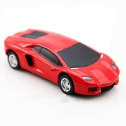 Lamborghini usb stick 32GB rood