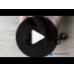 Kristal hout usb stick met foto 32GB